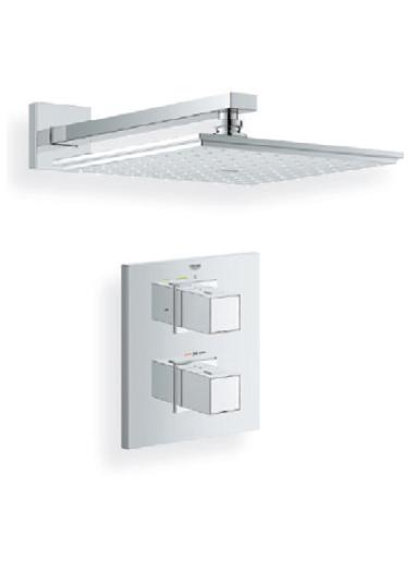 Neu Grohe Concealed Valve Exposed Part - 19444BS0, Grohe 5-Way  OU25