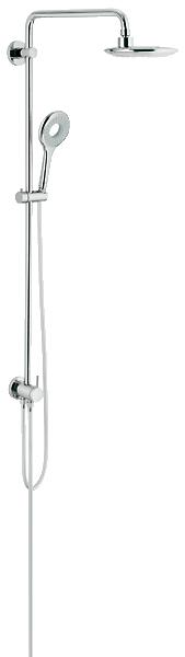 grohe rainshower icon 100 shower rail set 1 spray. Black Bedroom Furniture Sets. Home Design Ideas
