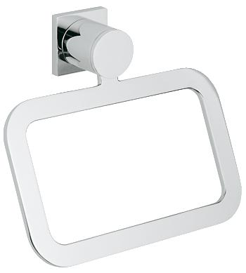 Grohe - Allure Towel Ring Chrome - 40339000 - 40339