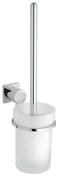Grohe - Allure Toilet Brush Set Chrome - 40340000 - 40340