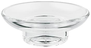 Grohe - Essentials - Soap Dish Chrome Plated - 40368000 - 40368