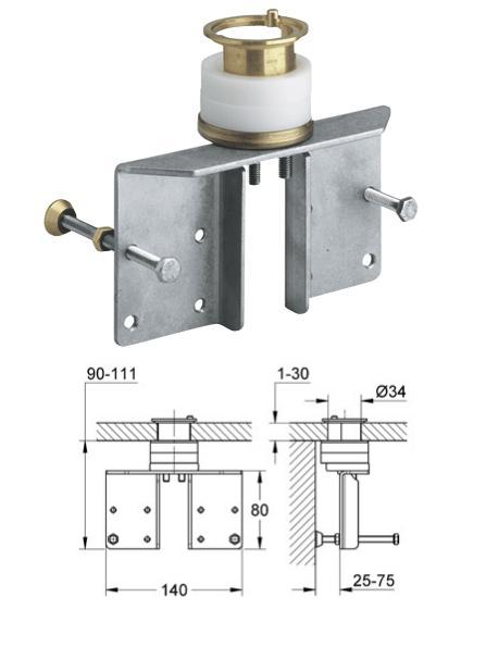 Grohe - Rotation Lock - 42919000 - 42919