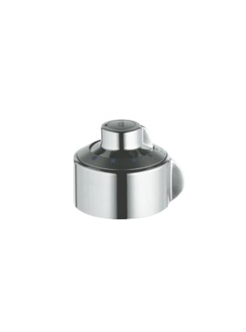 Grohe - Avensys Shower - Handle - Chrome/Matt Chrome - 47597IP0 - 47597 IP0