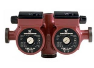 Grundfos UPP 15-50N Pump Plan - DISCONTINUED