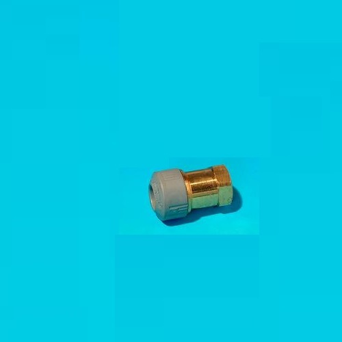 "Hep2O® Adaptor - Female BSP TO PLASTIC Socket - 15mm x 1/2"" - 243311"