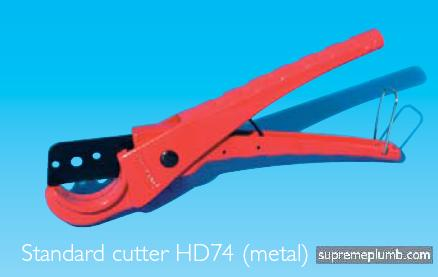 Hep2O® Pipe Cutters - Standard HD74 - 242566