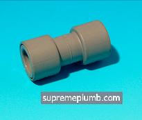 Hep2O® SlimLine Straight Connector - 10mm - 243181 - DISCONTINUED