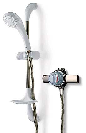 Triton HP Exposed Thermostatic Mixer Shower - High Press - DISCONTINUED
