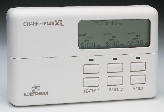 Horstmann H37XL 3 Channel 7 day Programmer