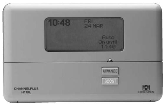 Horstmann H11XL ChannelPlus - DISCONTINUED
