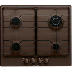 ELECTROLUX INTUITION - EHG6402B GAS HOB - DISCONTINUED