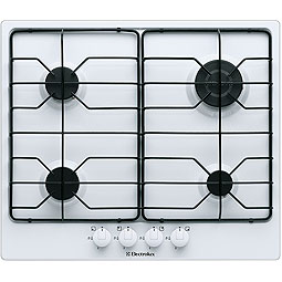 ELECTROLUX INTUITION - EHG6402W GAS HOB - DISCONTINUED