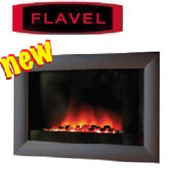 FLAVEL Inspire (Electric Fire) - Black - 143852