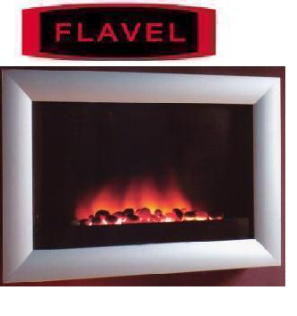 FLAVEL Inspire (Electric Fire) - Silver - 143852SR