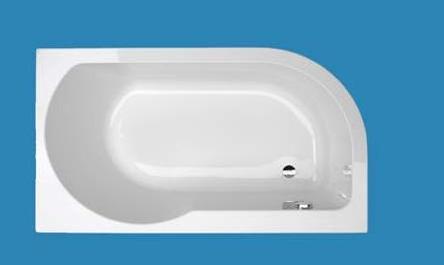 Eurocompact Bikini 1400 x 700 Bath with Soap Recess - DISCONTINUED ...