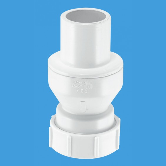 "¼"" (1/4"") In-Line Non-Return Valve with Plain Tail  - CONVALVE-125P"