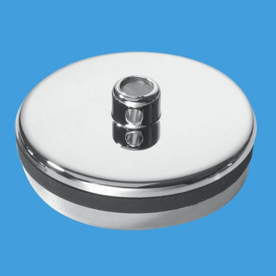 "1¾"" (1.3/4"") CP Plastic Plug with Rubber Seal - CP2"