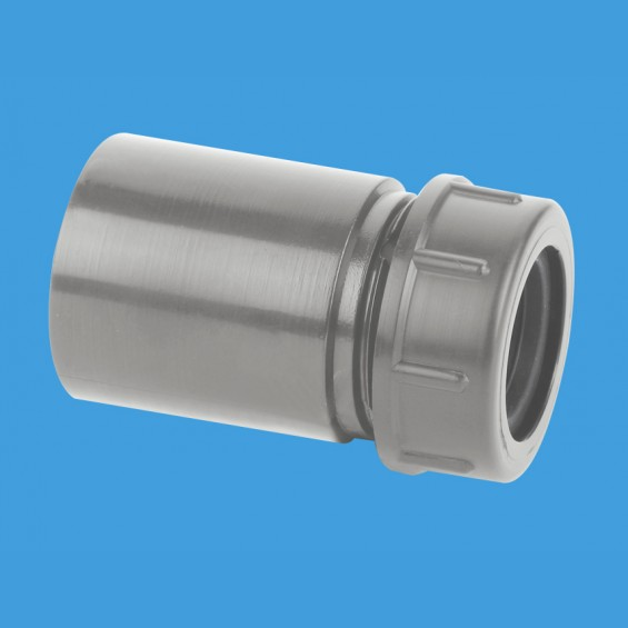 "1¼"" (1.1/4"") x 19/23mm Reducer in ABS - R16-GR"