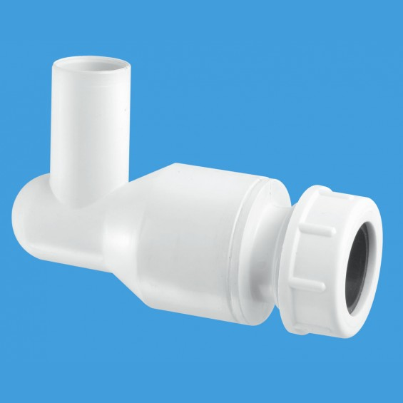"90° Elbow with Integral ¾"" Non-Return Valve - R29-NRV"