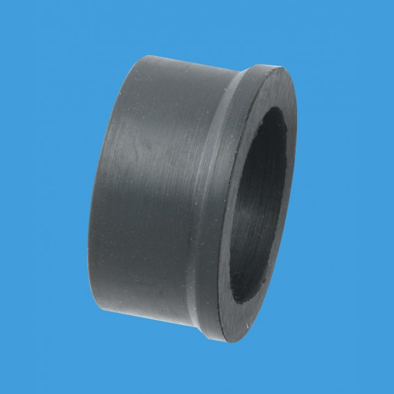 "1½"" (1.1/2"") x 1¼"" (1.1/4"") Synthetic Rubber Reducer - R/SEAL-42X35"