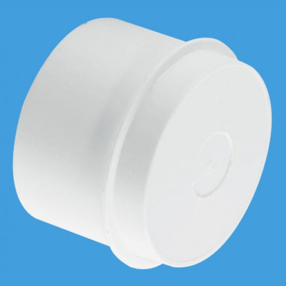 "1¼"" (1.1/4"") Multifit Blank Cap without nut - S23M"