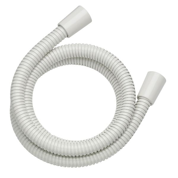 Mira Logic Hose shown in White - DISCONTINUED