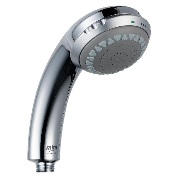 Mira RF1 Adjustable Spray Handset Chrome