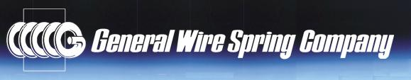 GENERAL WIRE SPRING Logo