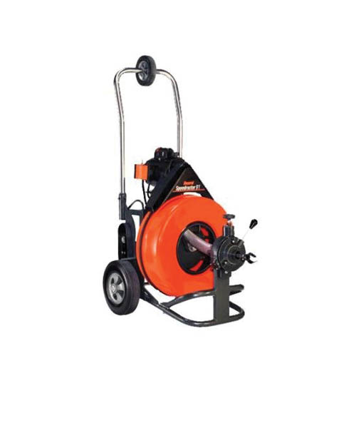 GENERAL WIRE SPRING CE 110/240V SPEEDROOTER DRAIN CLEANER (Ref - 100EM4) - P-S92-E - COLLECTION ONLY
