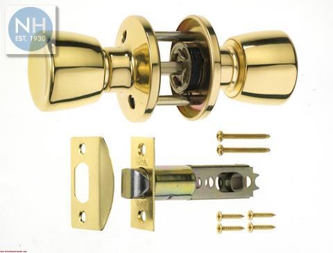 Era 170 32 Brass Passage Door Knob Set Era17032 Era