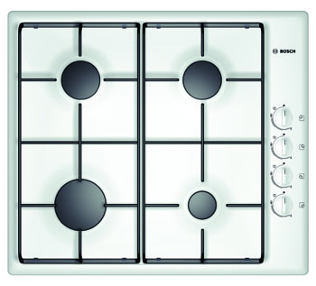 Bosch PCD612CEU Flush fitting gas hob - DISCONTINUED