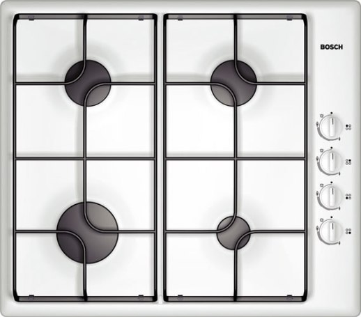 Bosch PCD612DEU Flush fitting gas hob DISCONTINUED NO LONGER AVAILABLE