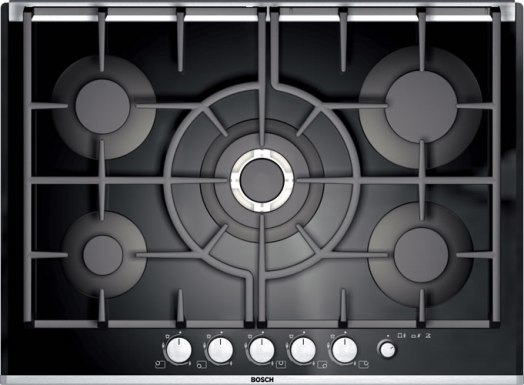 Bosch PHL206MEU Flush fitting gas hob - DISCONTINUED