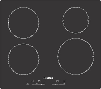 Bosch PIE640E01E 4 induction zone hob - DISCONTINUED