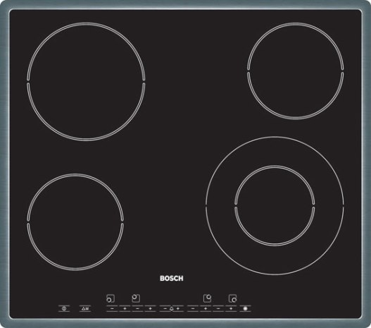 Bosch PKF645T02E 4 zone ceramic hob - DISCONTINUED