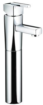 Bristan Qube Tall Basin Mixer without Waste - QU TBAS C - QUTBASC