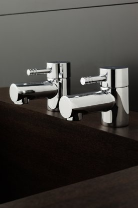 Aspirante Tenero - Pillar Bath Taps