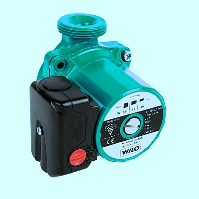 Wilo Gold RS50 Circulating Pump - DISCONTINUED - RS50