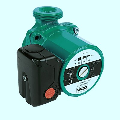 Wilo Gold RS60 Circulating Pump - DISCONTINUED - RS60