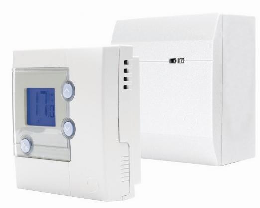 salus rt200 electronic thermostat salus rt300 digital. Black Bedroom Furniture Sets. Home Design Ideas