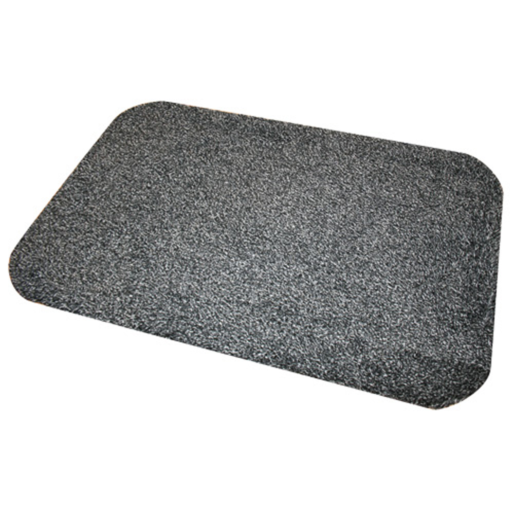 Plain vest carrier bags white pk 100 stx 648510 for Door mats argos