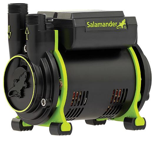 Salamander 1.5 Bar Single Positive Head Regenerative Shower Pump
