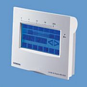 Siemens REV200 Touch Screen Programmable 7 Day Room Stat