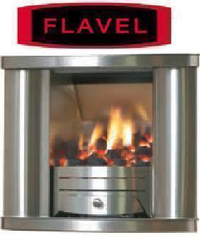 FLAVEL Silver Sapphire Coal - DISCONTINUED - 109710SS