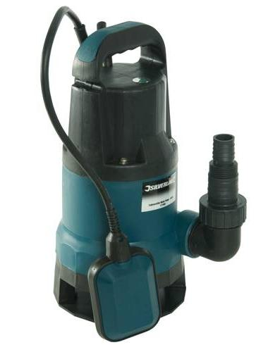 Silverline - Submersible Water Pump 550W - 171682 - DISCONTINUED