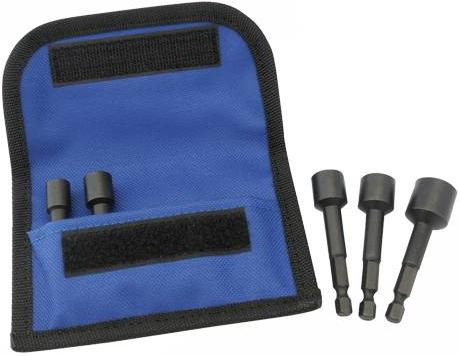 Silverline - 5PCE DAMAGED BOLT REMOVER SET - 151209