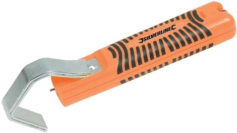 Silverline - ROTARY CABLE KNIFE 27-37MM - 244974