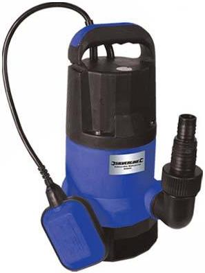 Silverline - 500W SUBMERSIBLE WATERPUMP - 445888 - DISCONTINUED