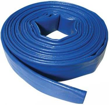 Silverline - FLAT DISCHARGE HOSE (10M X 32MM) - 633656