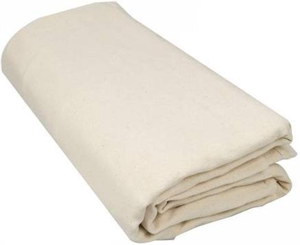 Silverline - BOLTON TWILL DUST SHEET (3.5 X 2.6M) - 633949